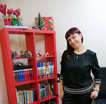 Liudmila D. Domestic helpers Ref: 242742