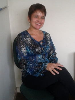 Erika Santuza Fernandes Braga E. Babysitter / cuidador de crianças Ref: 370